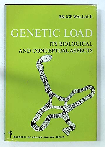9780133511970: Genetic Load (Concepts of Modern Biology)