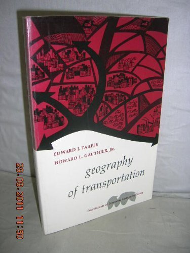 9780133513875: Geography of Transportation (Foundations of economic geography series)