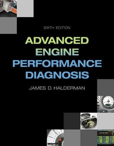 9780133515053: Advanced Engine Performance Diagnosis (6th Edition) (Automotive Systems Books)