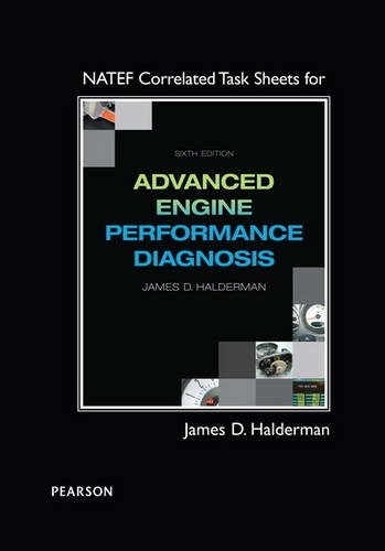 9780133515206: NATEF Correlated Task Sheets for Advanced Engine Performance Diagnosis