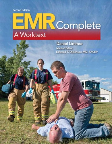9780133517033: EMR Complete: A Worktext (2nd Edition)