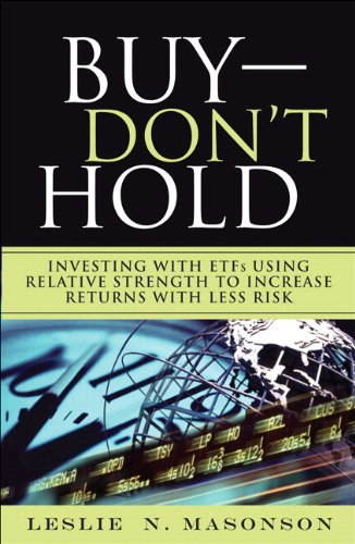 9780133517880: Buy - Don't Hold: Investing with ETFs Using Relative Strength to Increase Returns with Less Risk