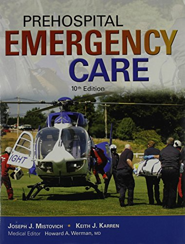 9780133517941: Prehospital Emergency Care with Mybradylab Access Code