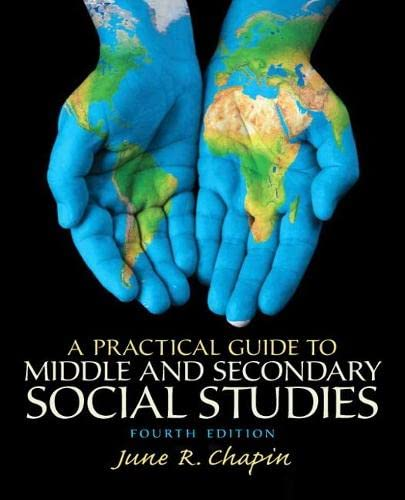 9780133521245: A Practical Guide to Middle and Secondary Social Studies