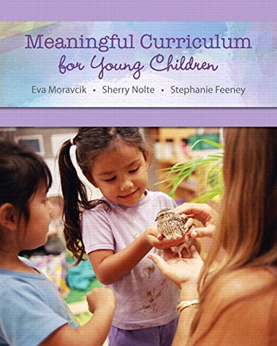 9780133522556: Meaningful Curriculum for Young Children, Video-Enhanced Pearson eText -- Access Card