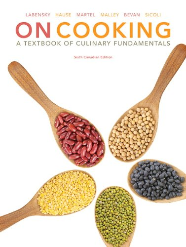9780133524628: On Cooking: A Textbook of Culinary Fundamentals, Sixth Canadian Edition Plus MyCulinaryLab with Pearson eText -- Access Card Package (6th Edition) [Paperback]