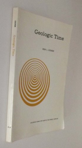 9780133524680: Geologic Time (Foundations of Earth Science)