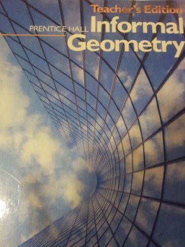 Informal Geometry:Teachers Edn: Cox
