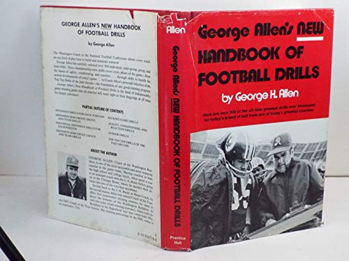 George Allen's New Handbook of Football Drills: George Allen