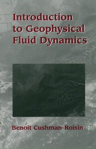 9780133533019: Introduction to Geophysical Fluid Dynamics