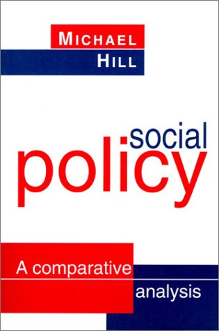 9780133539059: Social Policy: A Comparative Analysis