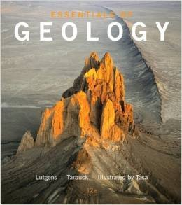 9780133540130: Essentials of Geology, 12th Edition