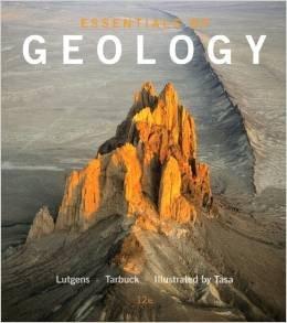 9780133540130: Essentials of Geology (12th Edition) Teacher Edition