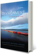 9780133540147: Environment: The Science Behind the Stories AP Edition