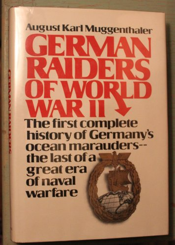 9780133540277: German Raiders of World War II.