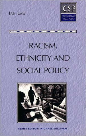 9780133540932: Racism and Public Policy