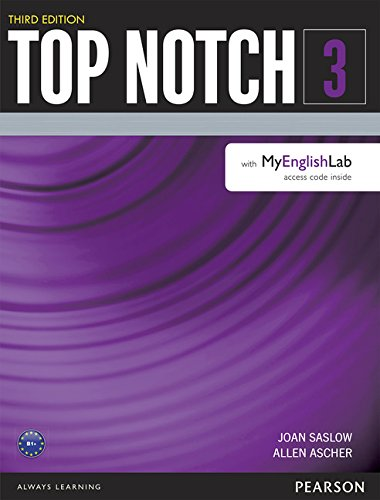 9780133542783: Top Notch 3 Student Book with MyEnglishLab