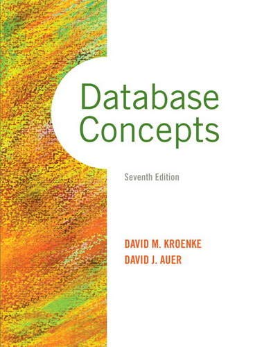 9780133544626: Database Concepts (7th Edition)