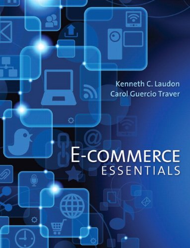 E-Commerce Essentials: Laudon, Kenneth C.