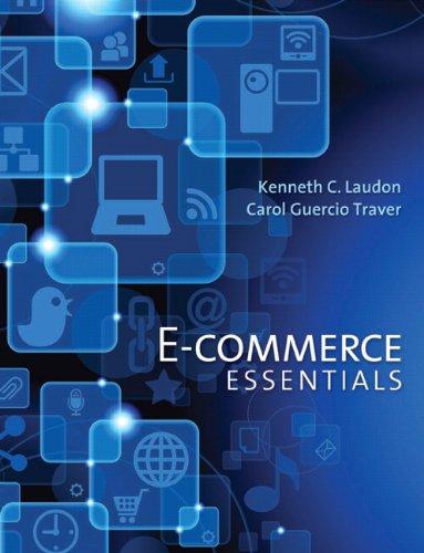 9780133544985: E-Commerce Essentials