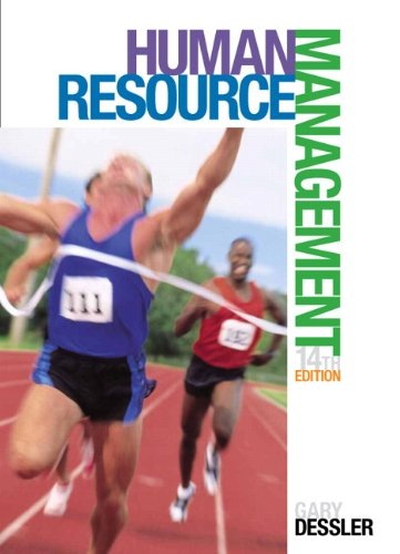 9780133545173: Human Resource Management (14th Edition)