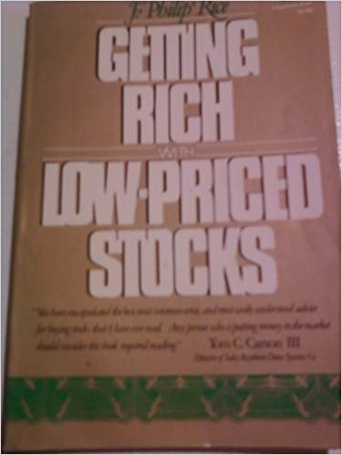 9780133546149: Getting Rich With Low-Priced Stocks