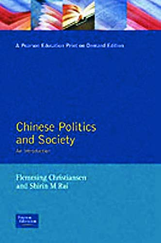 9780133546569: Chinese Politics and Society: An Introduction