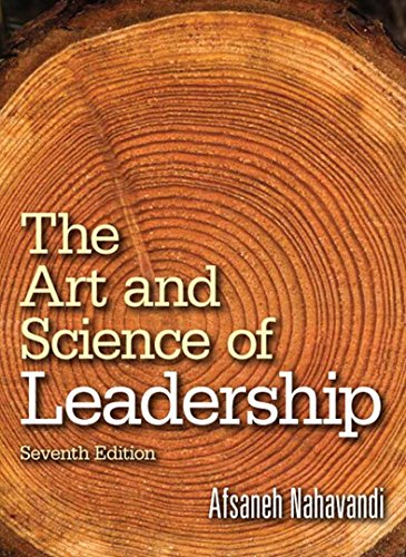 9780133546767: The Art and Science of Leadership (7th Edition)