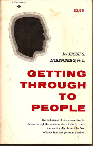 9780133548372: Getting Through to People