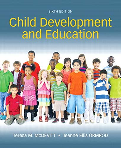 9780133549690: Child Development and Education