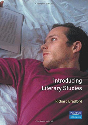 9780133552232: Introducing Literary Studies