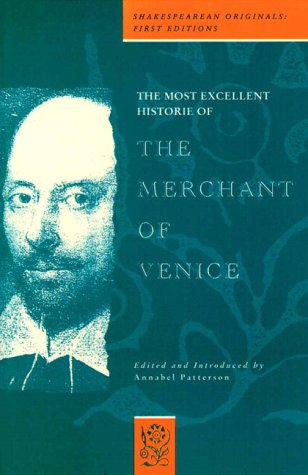 Most Excellent History of the Merchant of: William Shakespeare, Annabel