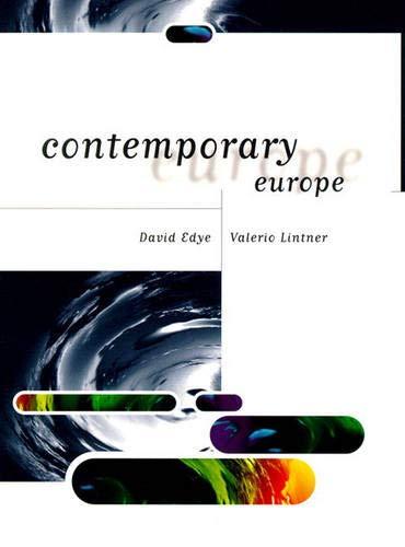 9780133558272: Contemporary Europe