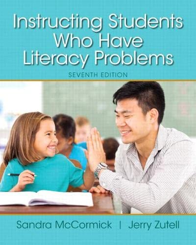 9780133563290: Instructing Students Who Have Literacy Problems