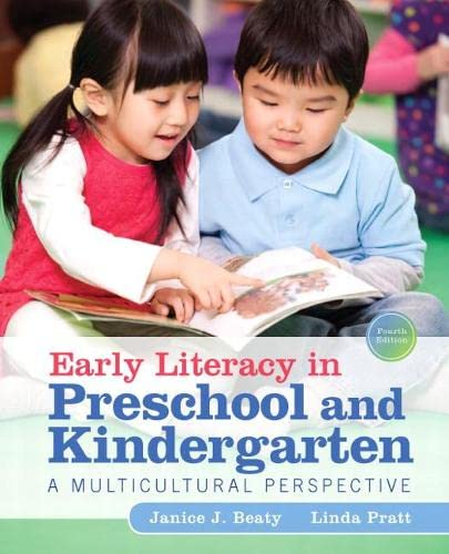 9780133563306: Early Literacy in Preschool and Kindergarten: A Multicultural Perspective