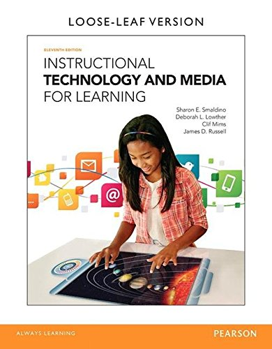 9780133564150: Instructional Technology and Media for Learning