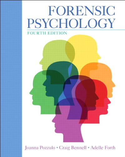 9780133565256: Forensic Psychology Plus MySearchLab with Pearson eText -- Access Card Package (4th Edition)