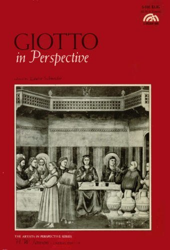 9780133567090: Giotto in Perspective (The Artists in perspective series)
