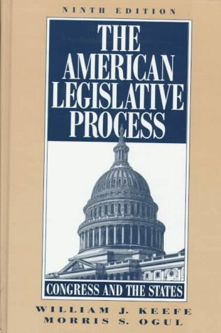 9780133567755: The American Legislative Process: Congress and the States