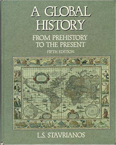 9780133570052: Global History Combined Volume: From Prehistory to the Present