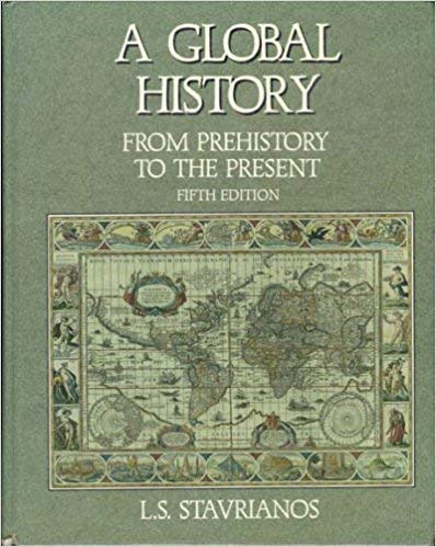 9780133570052: A Global History: From Prehistory to the Present