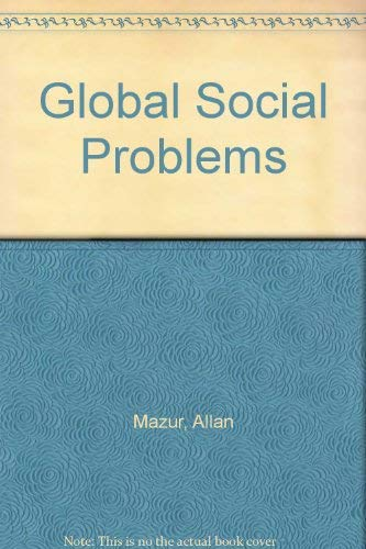 9780133570137: Global Social Problems