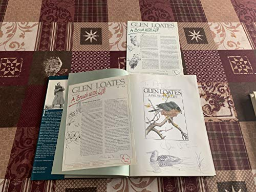 Glen Loates: A Brush with Life: WARNER, Glen