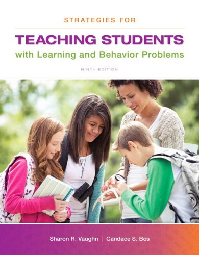 Strategies for Teaching Students with Learning and: Vaughn, Sharon R.;