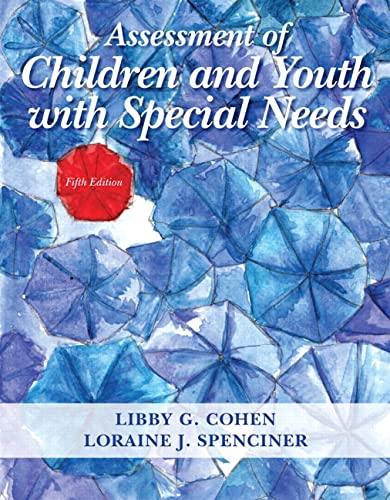 9780133571073: Assessment of Children and Youth with Special Needs