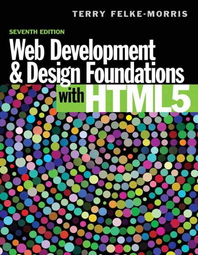 9780133571783: Web Development and Design Foundations with HTML5 (7th Edition)