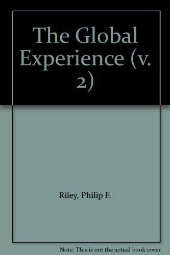 9780133571875: The Global Experience (v. 2)