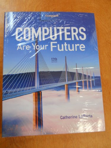 9780133574906: Computers Are Your Future Complete & NEW MyItLab Access Code PKG