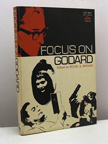9780133577563: Godard (Film Focus)