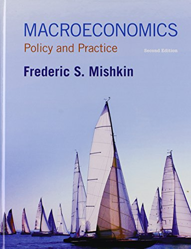 9780133578249: Macroeconomics with MyEconLab Access Card Package: Policy and Practice